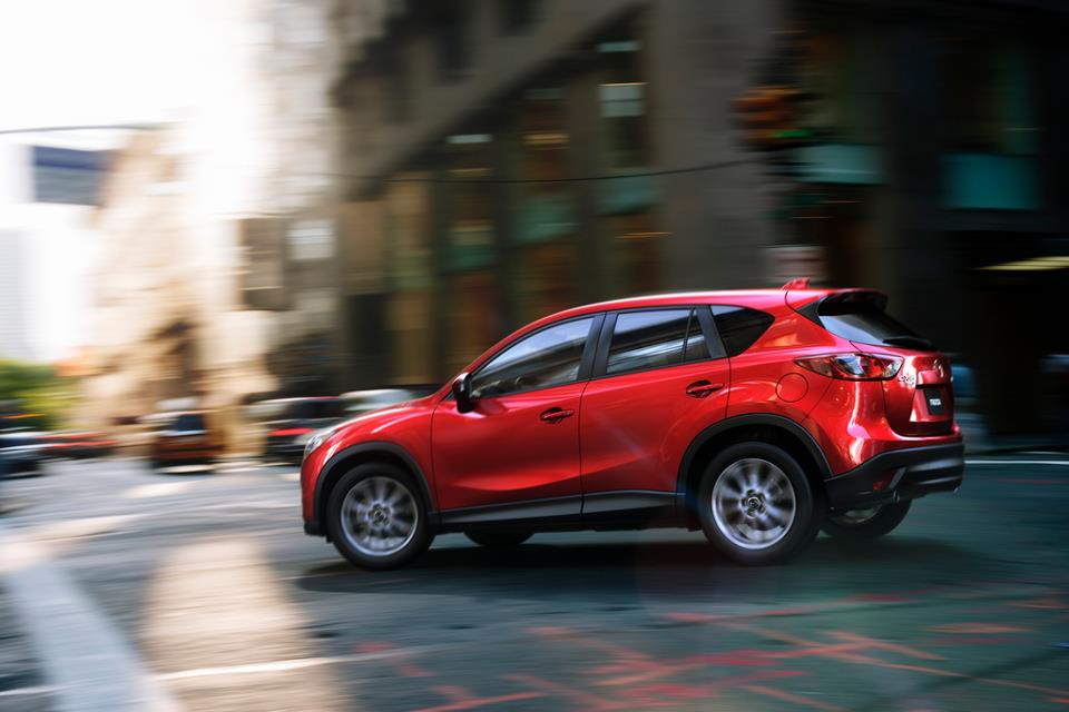 Mazda S Cx 5 Named Crossover Of The Year Freeway Mazda